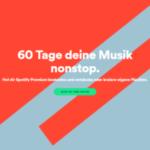 Spotify Premium Dealfreak Deal Schnäppchen