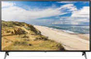LG Electronics 55UM71007LB 139 cm (55 Zoll) Fernseher (UHD, Triple Tuner, 4K Active HDR, Smart TV), mit Alexa-Integration [Energieklasse A+]