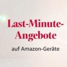 Alle Amazon Geräte reduziert!