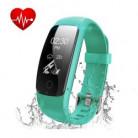 Blitzangebot! Fitness Armband Herzfrequenz, Runme Fitness Tracker Aktivitätstracker mit Schlafüberwachung, IP67 Wasserdicht